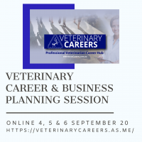 Veterinary Career and Business Planning Online Workshops