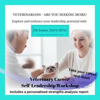 Veterinary Career Self-Leadership Workshop