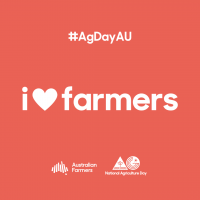 National Agriculture Day #AgDayAU – 20 Nov 2020